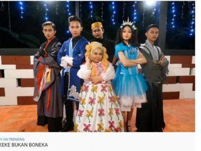 Filosofi Kehidupan dalam Lagu 'Keke Bukan Boneka' Menurut Perspektif Kitab Matsnawi Ma'nawi Rumi