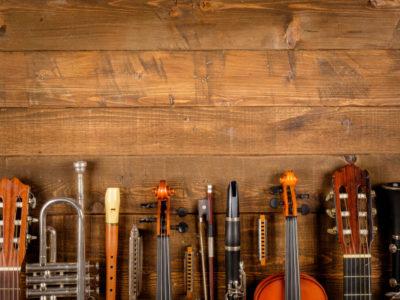 Musik dan Nyanyian