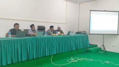 Kopertais Wilayah V Aceh Gelar Sosialiasi Penyusunan BKD di Kampus IAI Al-Aziziyah Samalanga
