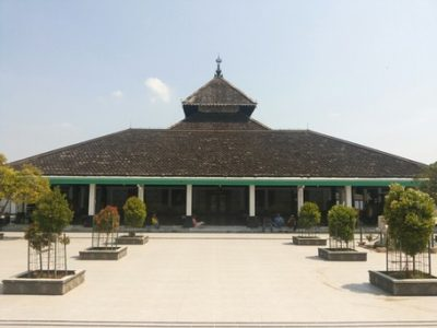 Kerajaan Islam di Tanah Jawa