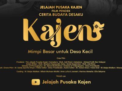 Film Cerita Budaya Desaku : Pemuda Kajen Mengungkap Petilasan Mbah Ahmad Mutamakkin
