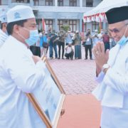 Peringatan Hari Santri Nasional, Ma'had Aly MUDI Mesjid Raya Samalanga Raih Penghargaan