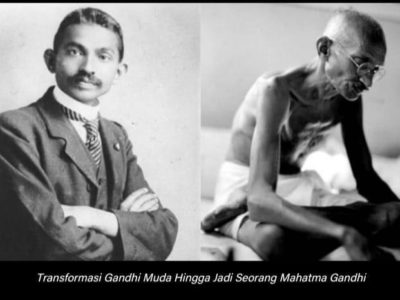 Mahatma Gandhi dan Ahimsa
