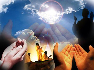 Evolusi Spiritualitas Manusia; Melampaui Agama (Seri 1 )