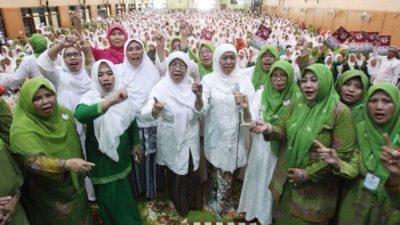 Kala muslimat NU kepincut paham radikal