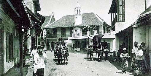 Resensi Buku: Hadrami Arabs in Present –Day Indonesia Frode F. Jacobsen