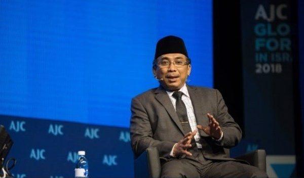 Pernyataan KH Yahya Cholil Staquf Menyikapi Perancis