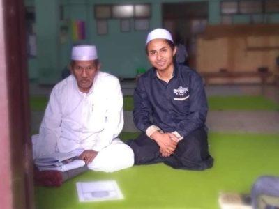 Kenangan Mas Muhammad Abid Muaffan bersama KH. R. Muhammad Najib Abdul Qadir Munawwir Krapyak