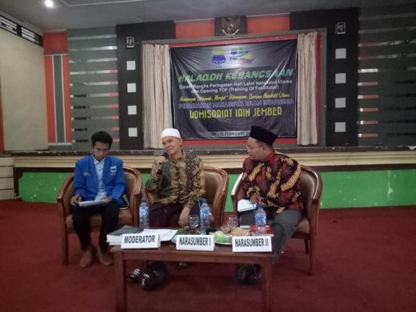 KH. Afifuddin Muhajir dan Upayanya Membumikan Ushul Fiqh
