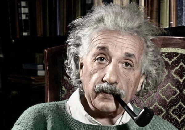 Gitu Aja Kok Repot ala Einstein