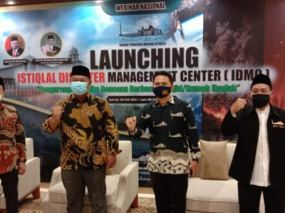 LPBI PBNU Apresiasi Peluncuran Istiqlal Disaster Management Center