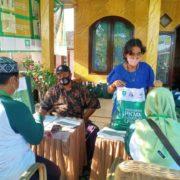 COVID-19 Belum Usai, LPBI NU Distribusikan Bantuan Paket Bahan Pokok Makanan Lagi