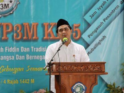 Wakil Gubernur Jawa tengah; JP3M Bukan Hanya Berkiprah dalam Pesantren
