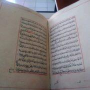 Surat Syaikh Hasan Maulani Kuningan dari Tempat Pengasingannya di Minahasa yang Disalin di Bandung Tahun 1265 Hijri (1849 Masehi)