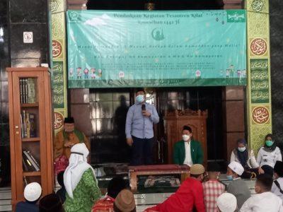Sanlat Ramadhan Fatayat NU Kemayoran, Kenalkan Dakwah Islam Moderat