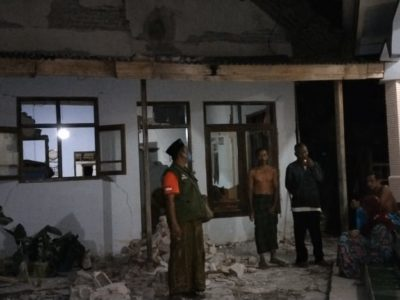 Gempa M 6,7 Jawa Timur, LPBI NU Lumajang Turunkan Relawan