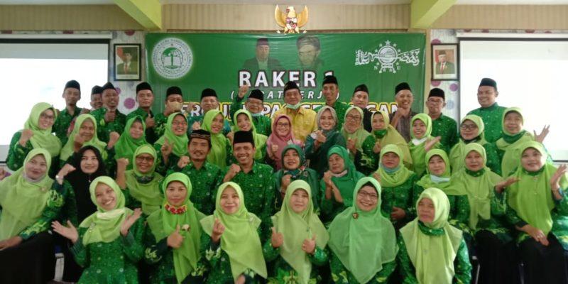 Raker PAC PERGUNU Gedangan Menyelamatkan ASWAJA di Lingkungan Sekolah