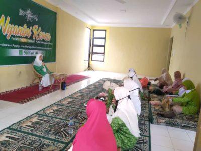 Fatayat NU Cianjur Gelar Pelatihan Dakwah Daiyah Profesional