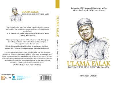 Ulama Falak (Biografi K.H. Moh. Murtadlo Amin)