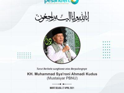 Biografi KH. M. Sya'roni Ahmadi al-Hafidz
