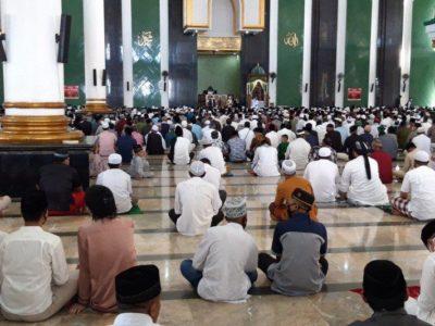 Khutbah Idul Fitri Bahasa Jawa dan Indonesia Saat Wabah Covid-19