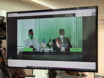 UIN Sunan Ampel Surabaya Tandatangani MoU dengan UiTM Malaysia