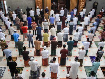 Panduan Shalat dan Khutbah Idul Fitri Saat Pandemi