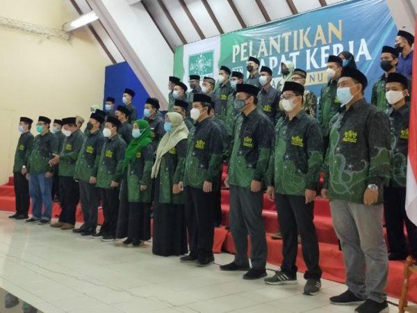 Didominasi Doktor dan Praktisi Pendidikan LP. Ma'arif Tangsel Sambut Indonesia Emas 2045