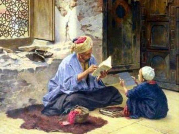 Kisah Ngaji Imam Al-Ghazali
