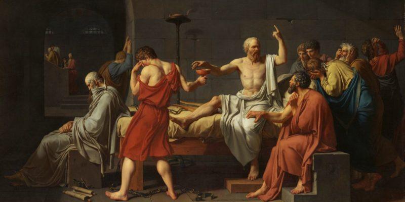 Socrates Filsuf Athena yang Mati Karena Diracun