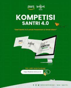Program Laptop for Builders, kerjasama Rabithah Ma'ahid Islamiyah dengan Amazon Web Services