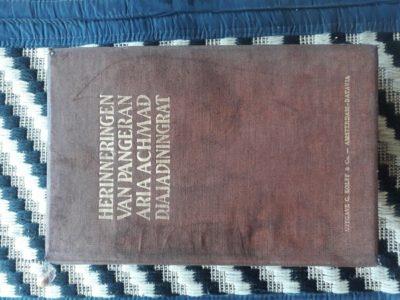 """Kitab """"Tasripan"""" dan Potret Pesantren di Tatar Sunda Akhir Abad 19 dalam Buku """"Herinneringen van Pangeran Aria Achmad Djajadiningrat"""""""