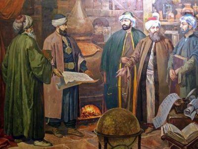 Profil Raksasa Genius dari Persia