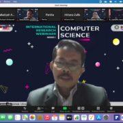 Webinar International Research Series in Computer Science Oleh UIN Sunan Ampel Surabaya dan Universitas dan Universitas Mara Malaysia