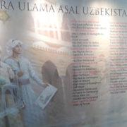 jejak ulama uzbekistan di nusantara
