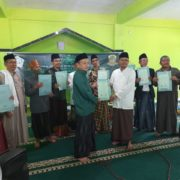 Jelang NU Jabar Award, RMI NU Cianjur Kebut Sertifikasi Pesantren
